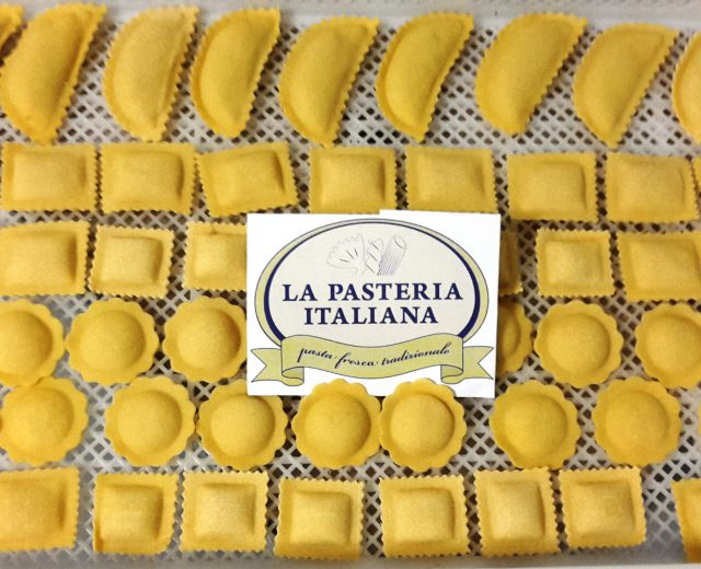 "Pastificio ""La Pasteria Italiana"""
