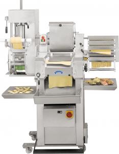 Macchina combinata KM120 Semi-Automatica
