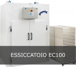 Essiccatoio EC100 Aldo Cozzi Sas