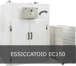 Essiccatoio EC150 Aldo Cozzi Sas