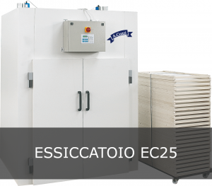 Essiccatoio EC25 Aldo Cozzi Sas
