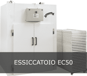 Essiccatoio EC50 Aldo Cozzi Sas
