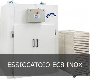 Essiccatoio EC8 Inox Aldo Cozzi Sas