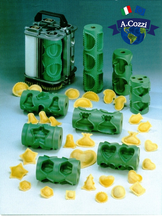 Formati stampi per pasta