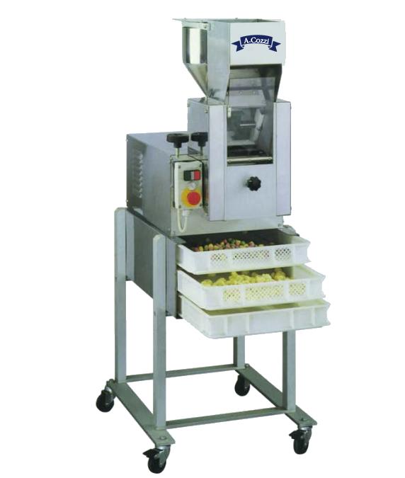 Macchina per la produzione di gnocchi di patate modello GN2