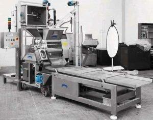 Linea industriale per la produzione di gnocchi