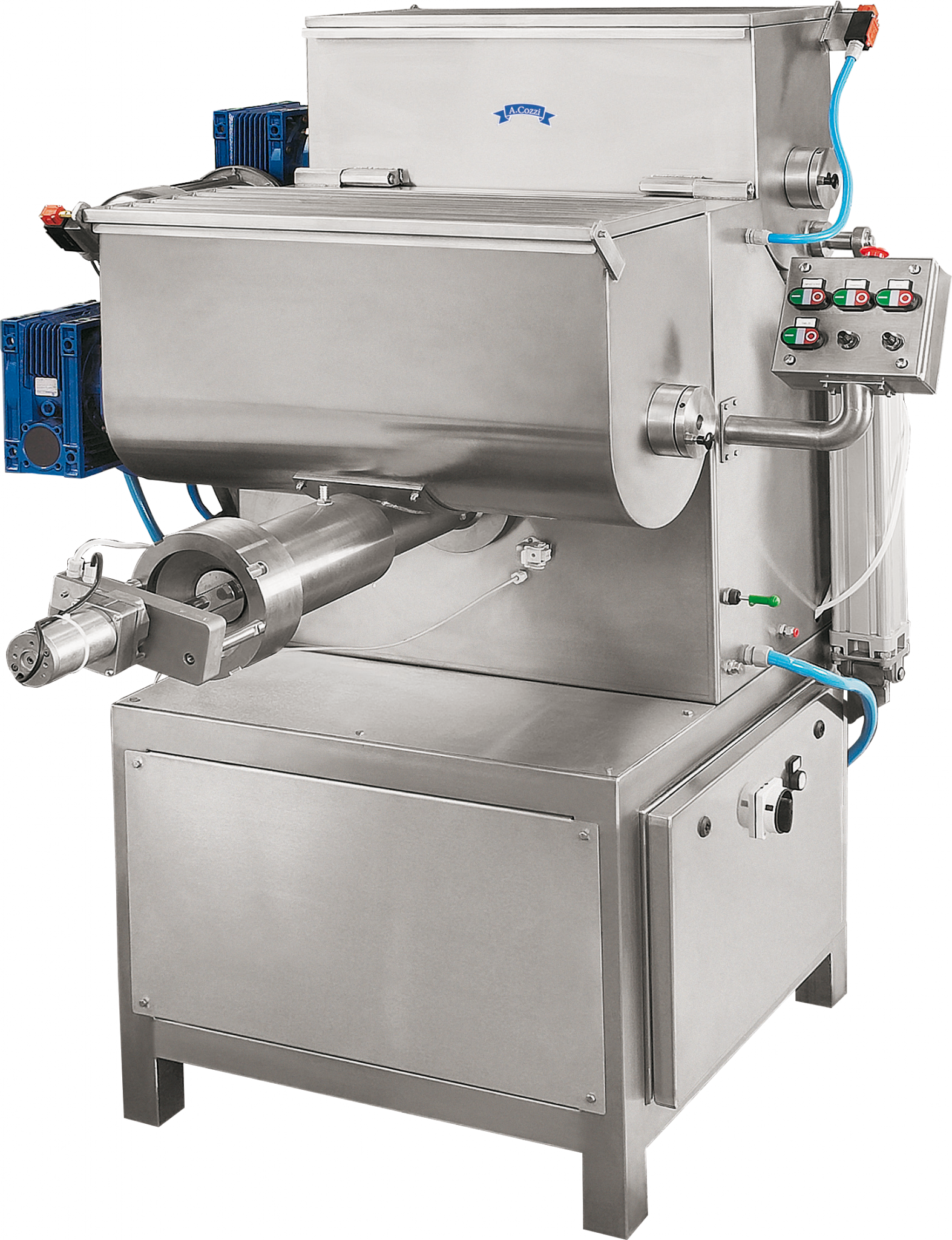 Macchina per pasta estrusa PC150
