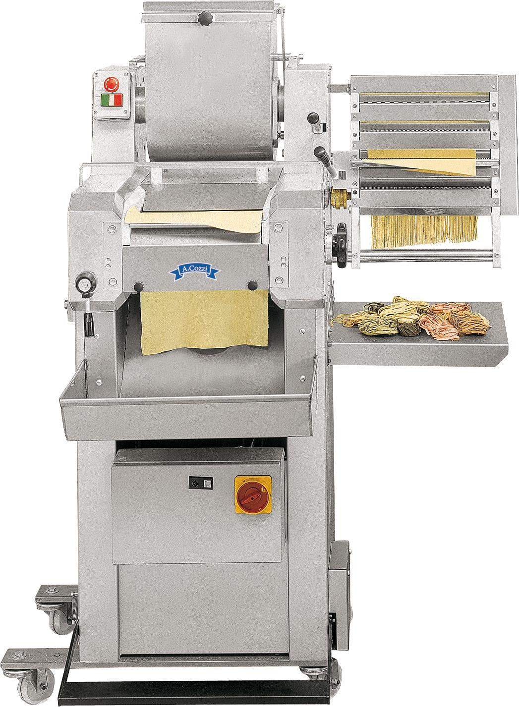 Sfogliatrice semi-automatica per pasta sfoglia C240