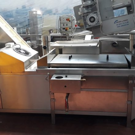 Pastorizzatore per pasta fresca Cozzi P50