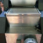 Pressa doppia vasca ribaltabile usata