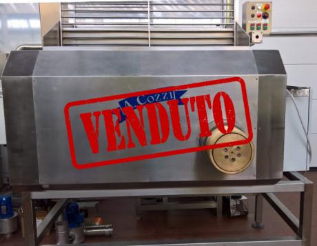 Pressa estrusore pasta fresca 200kgh venduta
