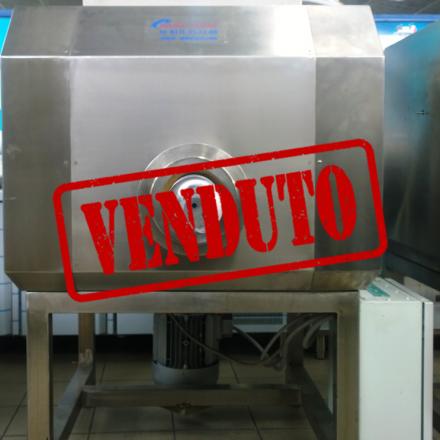 Pressa estrusore produzione 150kgh pasta fresca venduta