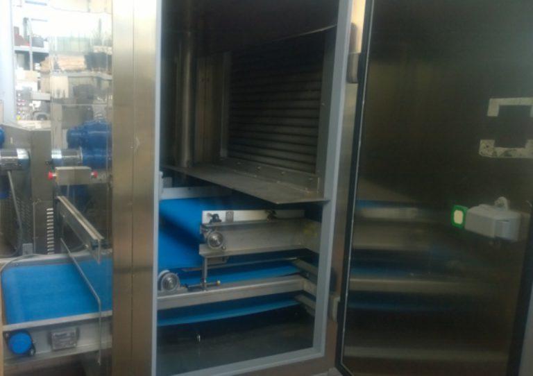Raffreddatore per pasta - preincartatore - usato