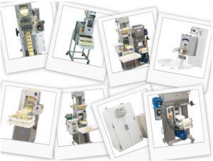 Collage macchine pasta