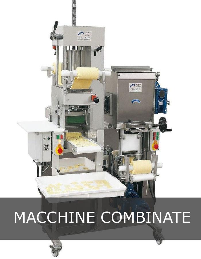Macchina combinata automatica