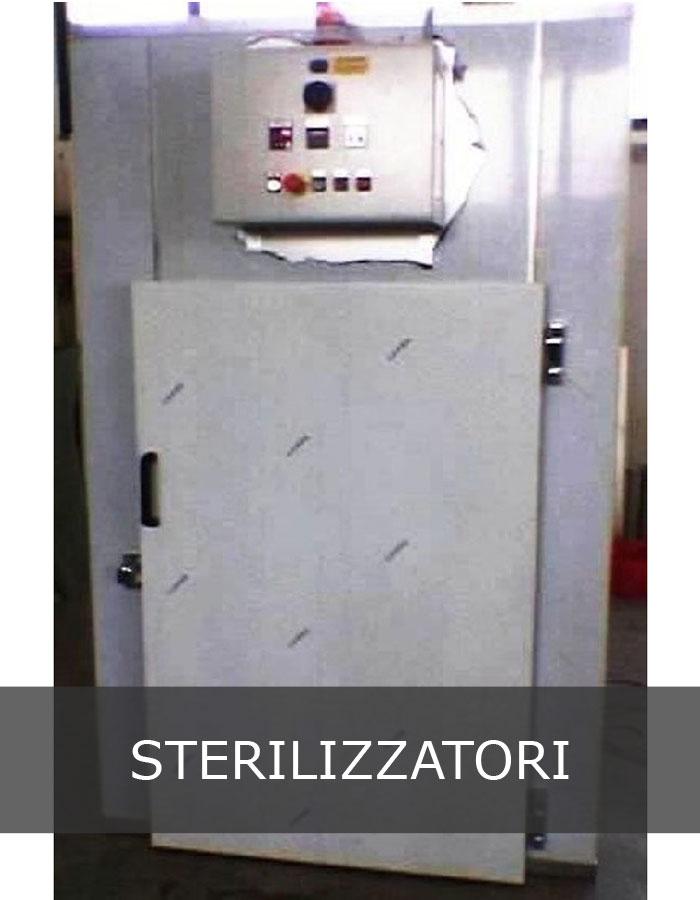 Sterilizzatore per pasta