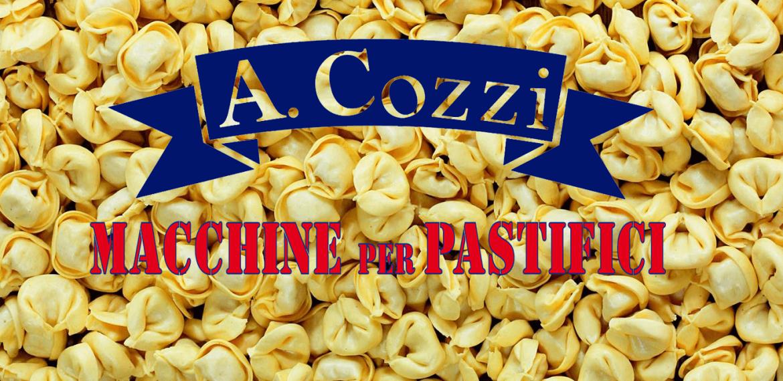 Macchine per pastifici Aldo Cozzi
