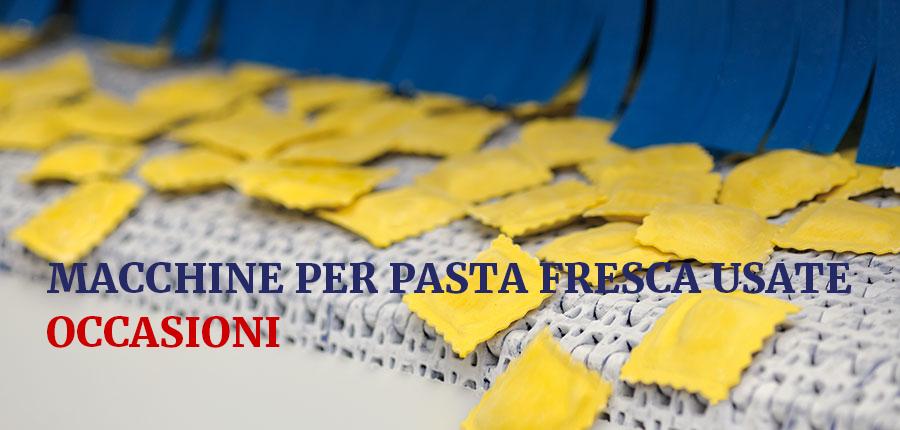 Macchine per Pasta Fresca Usate - Occasioni