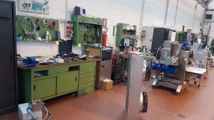 Tecnici macchine per pasta assistenza e riparazione macchinari pastifici