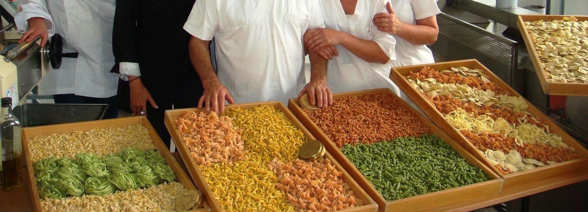 Il tuo negozio di pasta fresca chiavi in mano, con Aldo Cozzi