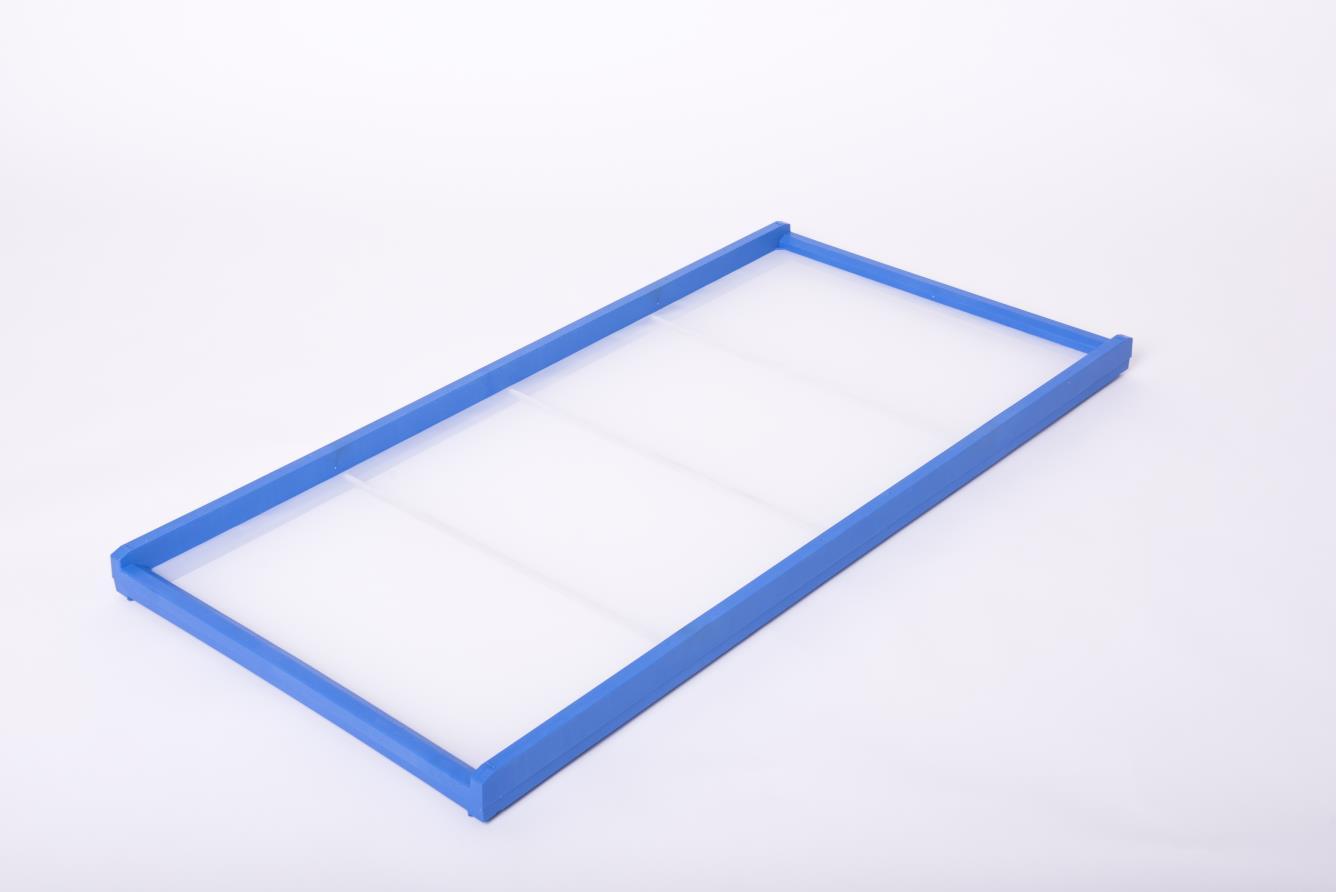 Telaio PVC per pasta da essiccare
