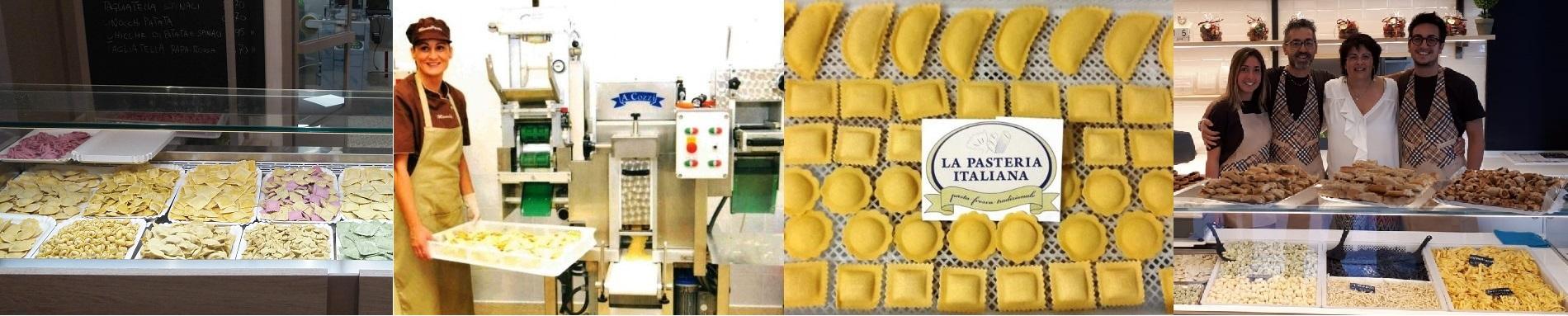 Negozi di pasta fresca completi