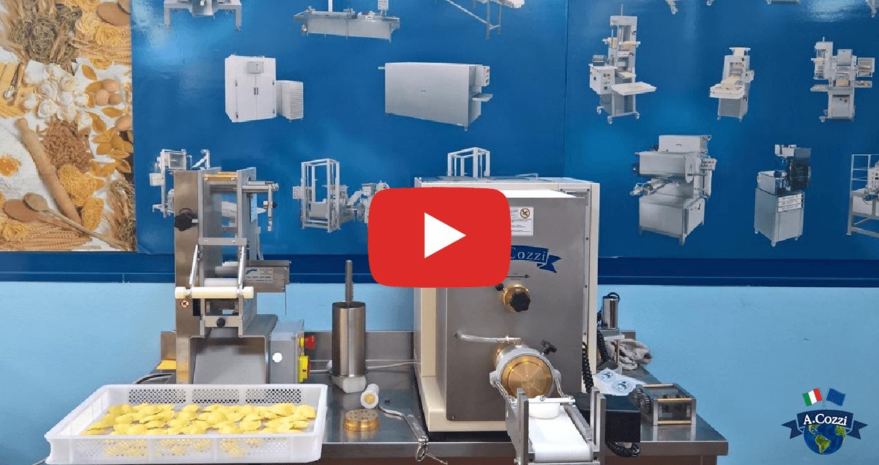 Macchine ristorazione gastronomia pastifici