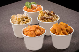 Come funziona un take away di pasta fresca?