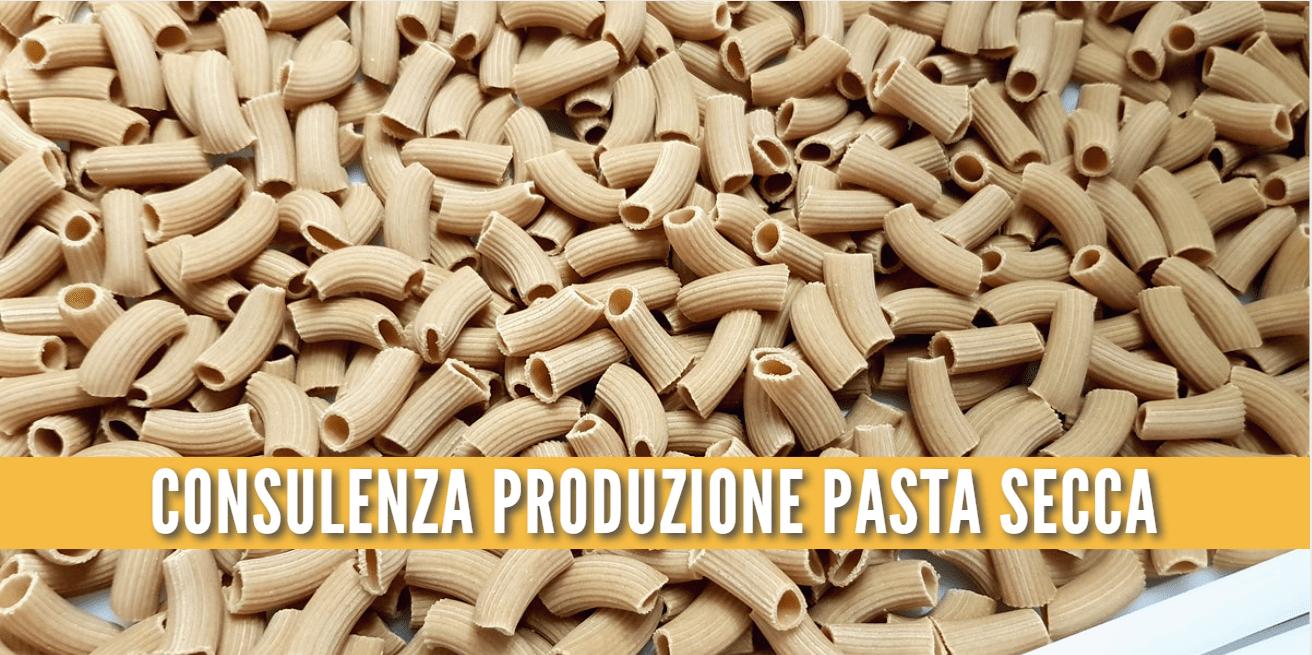Consulenza produzione pasta secca
