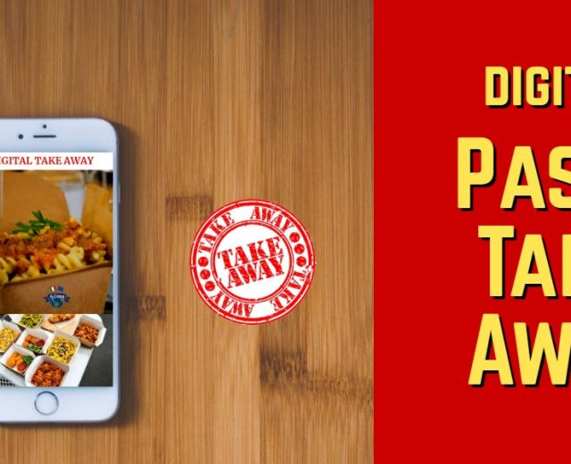 Digital Pasta Take Away
